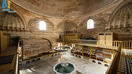 حمام کلیک علی پاشا در استانبول