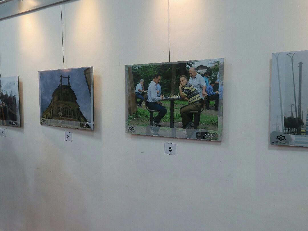 گزارش تصویری برگزاری اولین جشنواره عکس فرهنگ شهروندی با عنوان ۴۰ عکس برتر