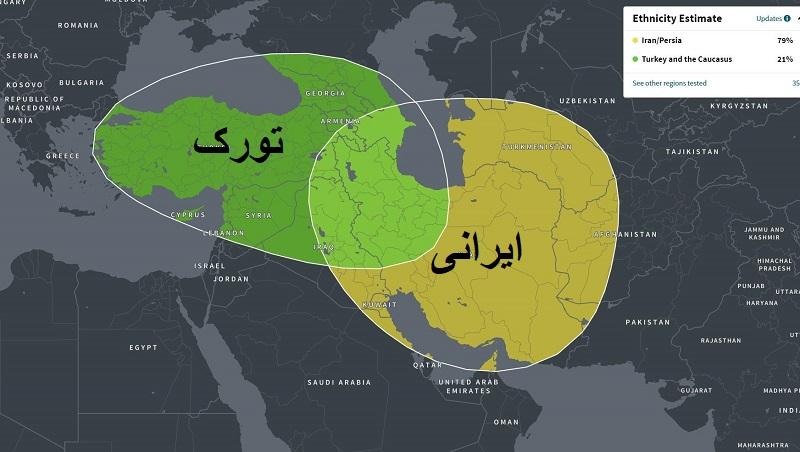 آیا آذری های تورک، ایرانی هستند