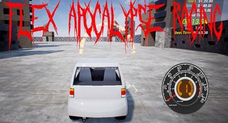 دانلود بازی Flex Apocalypse Racing برای PC