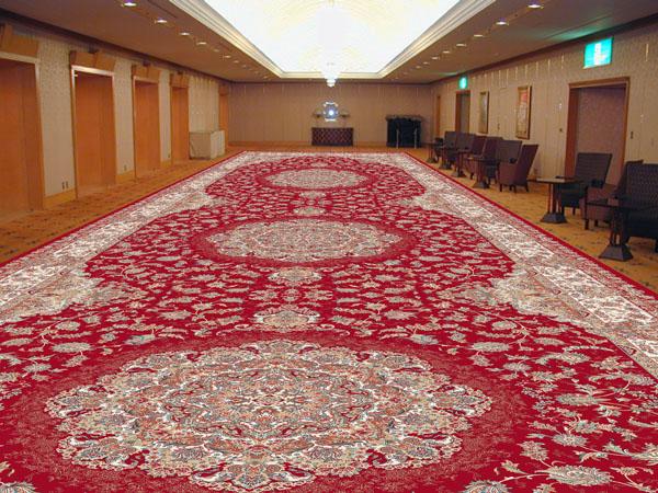 فرش ماشینی سایز بزرگ