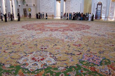 فرش های ماشینی سایز بزرگ