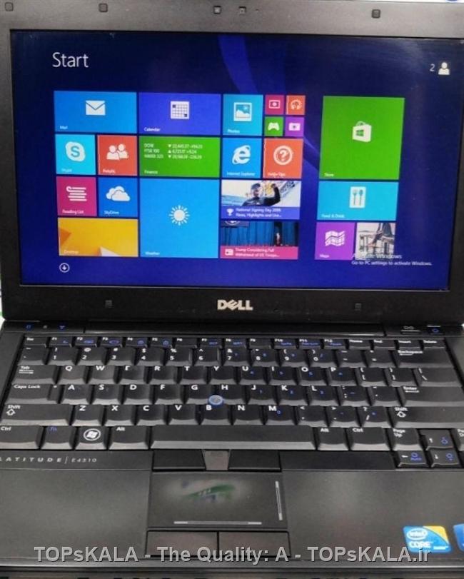 فروش لپ تاپ استوک Dell مدل E4310