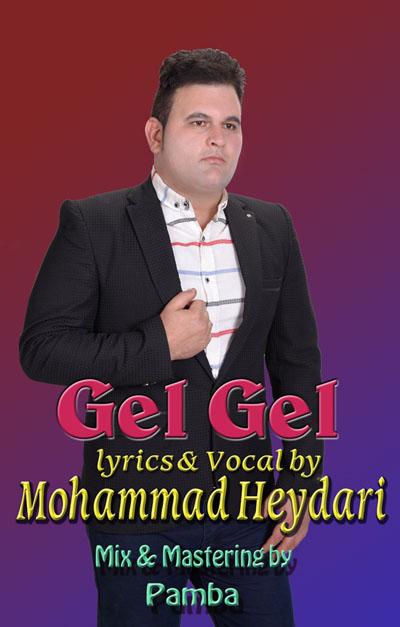 دانلود آهنگ گل گل با صدای محمدحیدری
