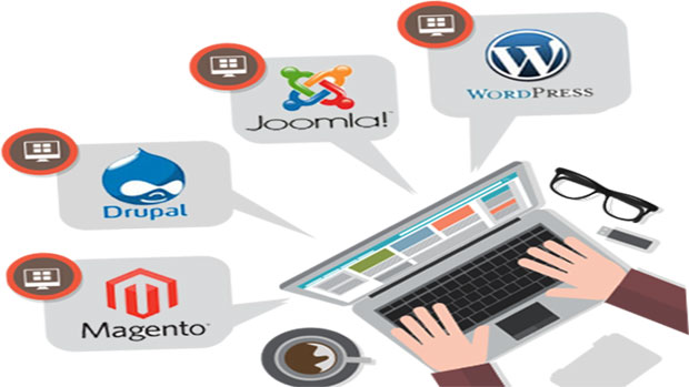 طراحی صفحات وب | مدیریت محتوا با PHP | ایجاد صفحات وب