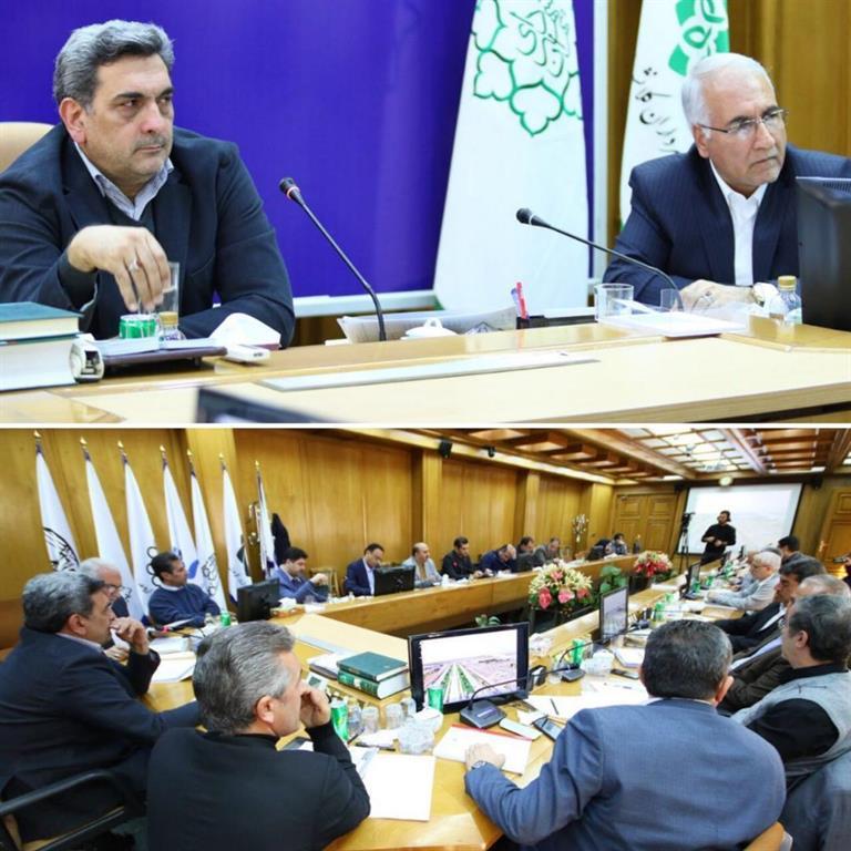 یکصدمین مجمع شهرداران کلانشهرهای ایران با حضور علی بهارمست سرپرست شهرداری رشت برگزار شد