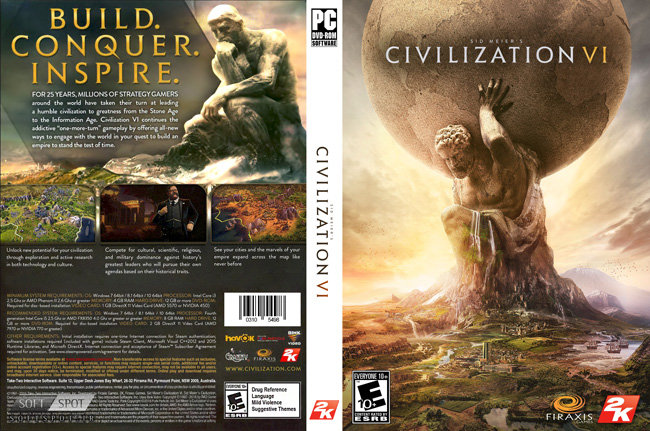Civilization VI Cover