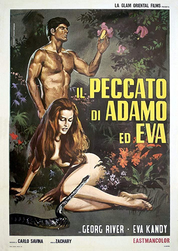 دانلود دوبله فارسی فیلم گناه آدم و حوا El pecado de Adán y Eva 1969