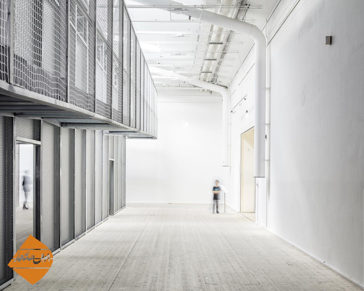 نمایشگاه متفاوتی در استکهلم برای دفتر کار معماری