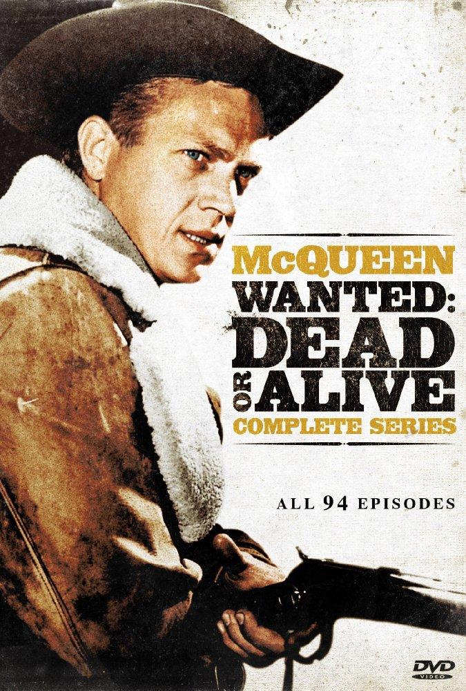 دانلود دوبله فارسی سریال پیگرد Wanted: Dead or Alive 1958