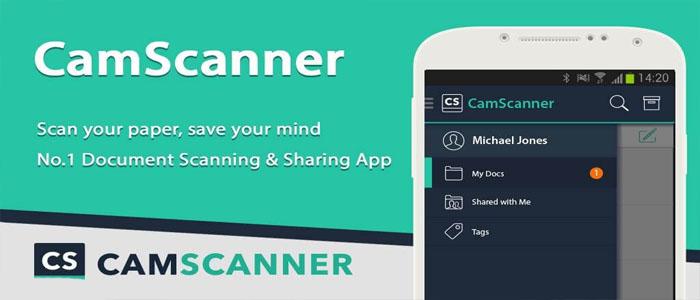 دانلود CamScanner Pro نسخه جدید برنامه کم اسکنر برای اندروید