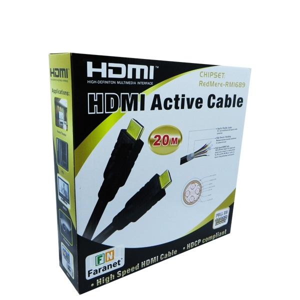 faranet fn-hcb200 hdmi cable 20m faranet fn-hcb200 hdmi cable 20m Faranet FN-HCB200 HDMI Cable 20m Faranet FN HCB200 HDMI Cable 20m