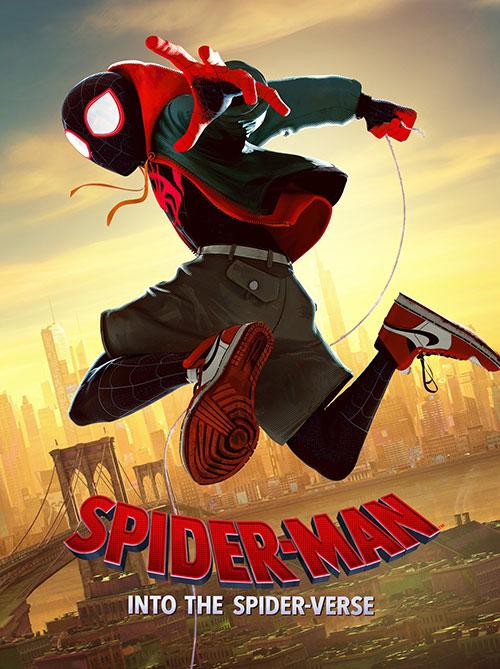 دانلود انیمیشن اسپایدر من Spider-Man: Into the Spider-Verse 2018 WEB-DL