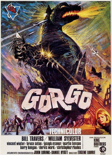 دانلود دوبله فارسی فیلم گورگو Gorgo 1961