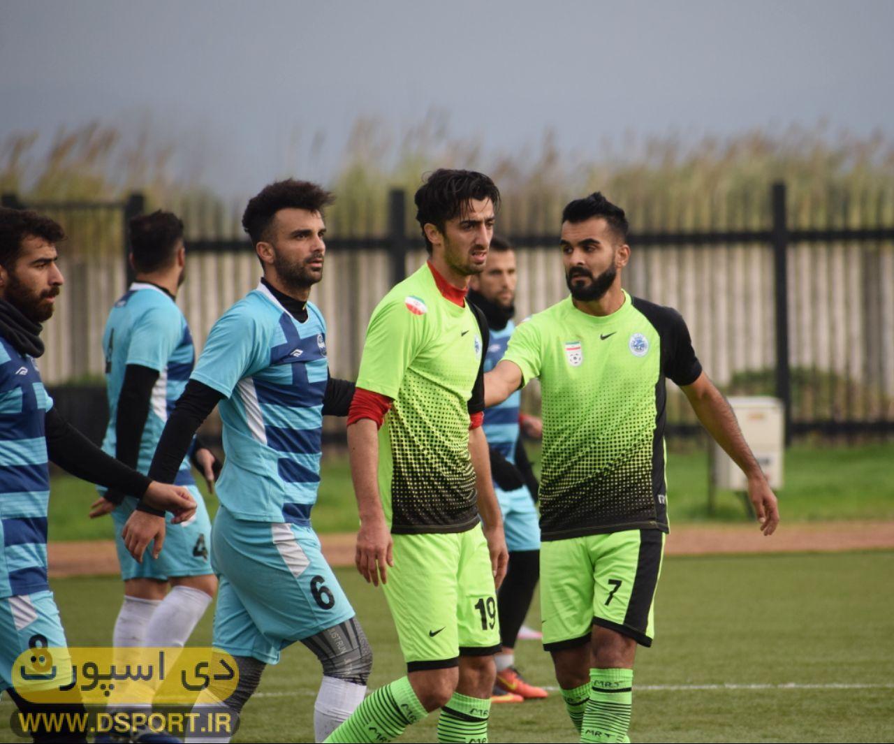 خونه به خونه 1 – 0 مس کرمان؛ سه امتیاز در سه دقیقه!