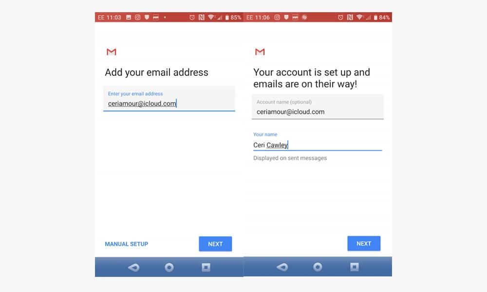 دسترسی به آیکلود در اندروید|اتصال به iCloud با گوشی اندروید