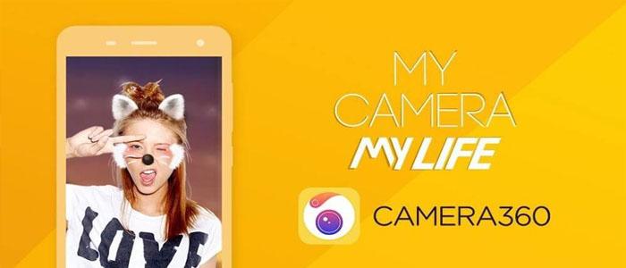 دانلود Camera360 نسخه جدید کمرا ۳۶۰ عکاسی برای اندروید