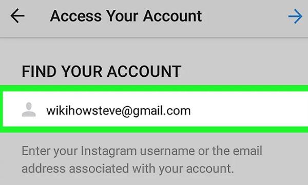 آموزش نحوه ریست رمز و تغییر پسورد اینستاگرام بدون ایمیل و داشتن رمز قبلی