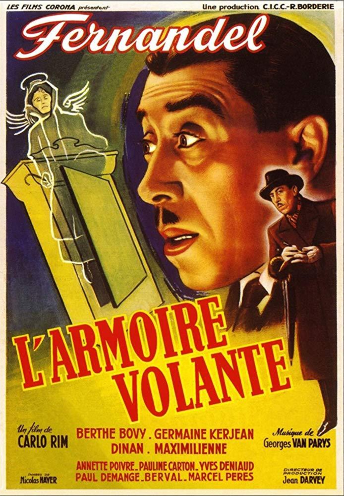 دانلود دوبله فارسی فیلم دزدی کمد L'armoire volante 1948