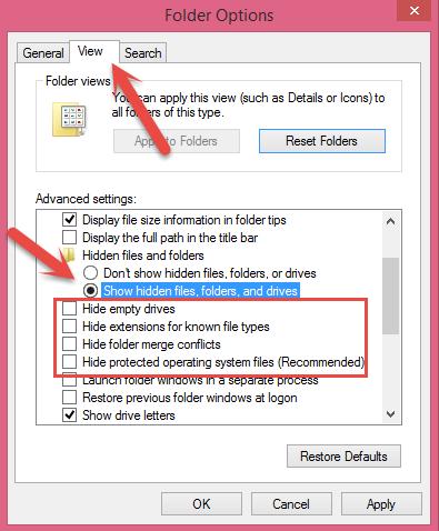 آموزش حذف تمام اطلاعات ذخیره شده برنامه وایبر بر روی کامپیوتر
