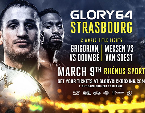 دانلود مبارزات کیک بوکسینگ |Glory 64: Strasbourg +تک مبارزه