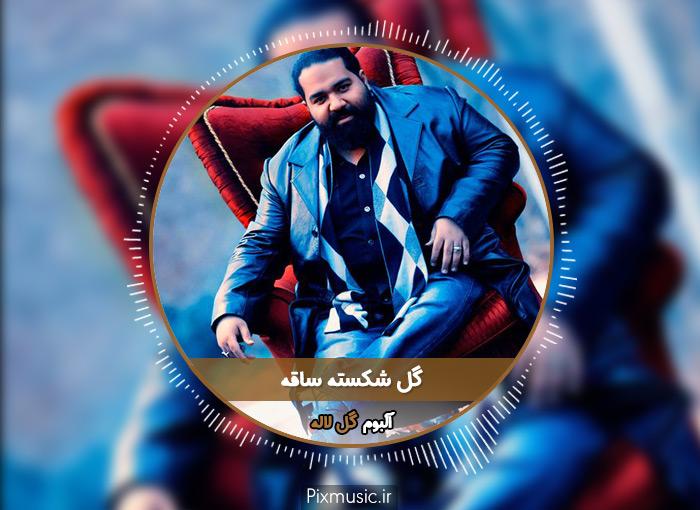 متن آهنگ گل شکسته ساقه از رضا صادقی