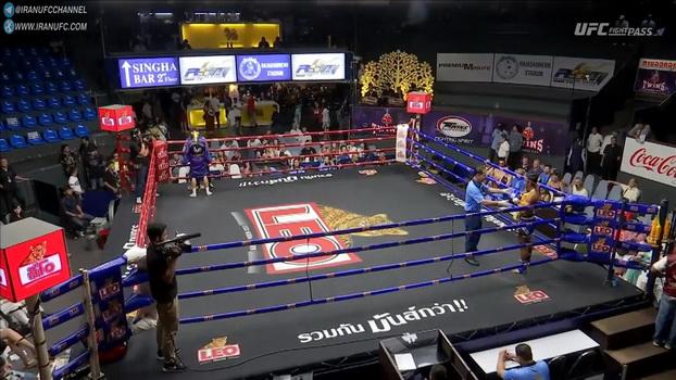دانلود  مبارزات موی تای :  Absolute Muay Thai PetchYinDee Battle 2019-03-10