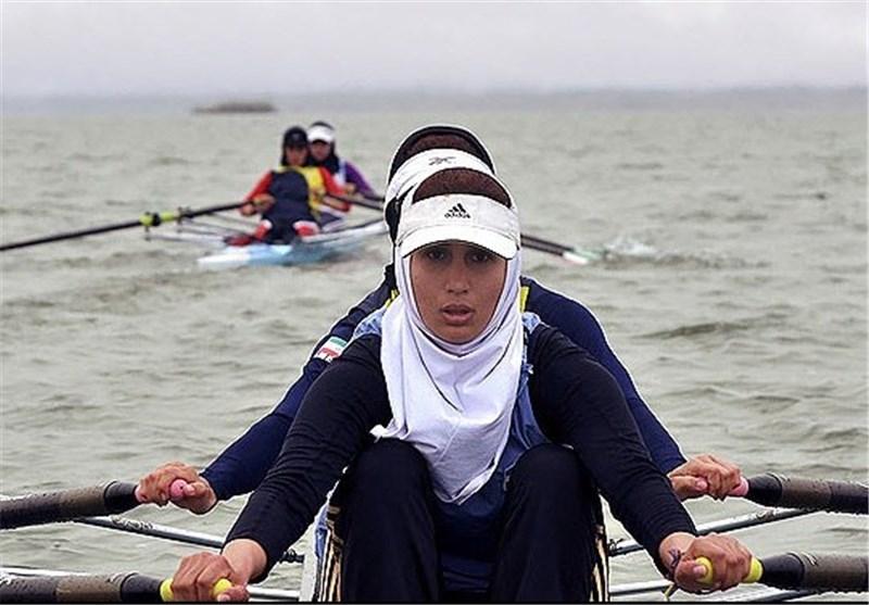 بانوان کارگر گیلانی ۱۸ مدال در مسابقات کشوری کسب کردند