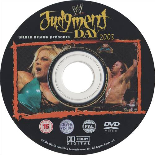 JudgMent Day 2003