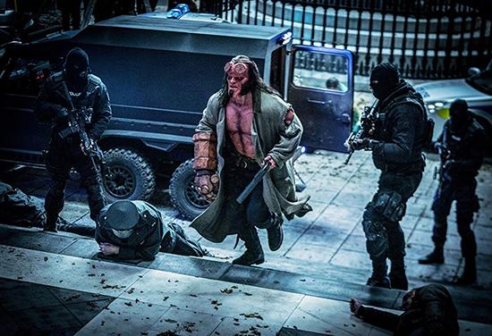 دانلود فیلم Hellboy 2019 پسر جهنمی 3 با دوبله فارسی