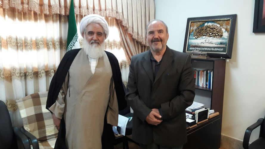 انتصاب حاج حسین بیگلری از طرف امام جمعه کرمانشاه به عنوان بازرس اصلی مجمع خیرین سلامت