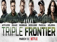 دانلود فیلم مرز سهگانه - Triple Frontier 2019