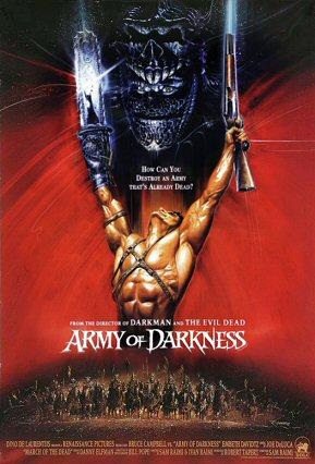 دانلود فیلم ارتش تاریکی Army Of Darkness 1992