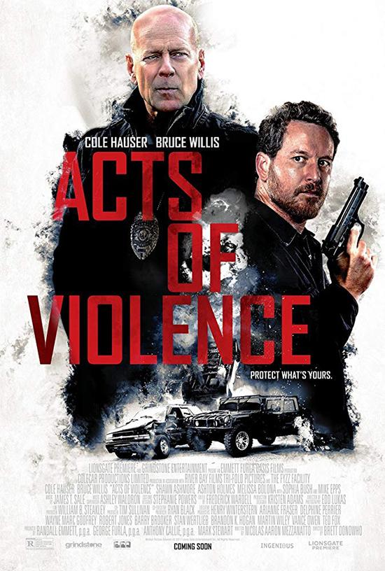 دانلود فیلم اعمال خشونت - Acts of Violence 2018