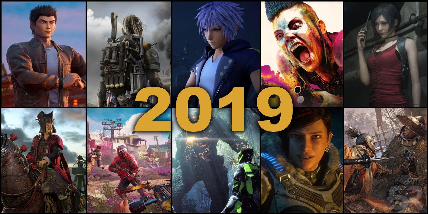 جدیدترین اخبار بازی های کامپیوتری  2019