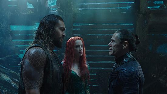 دانلود فیلم Aquaman 2018 آکوامن با دوبله فارسی و لینک مستقیم