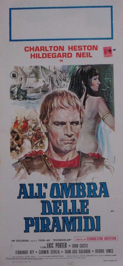 دانلود دوبله فارسی فیلم آنتونی و کلوپاترا Antony and Cleopatra 1972