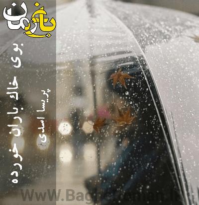 دانلود رمان بوی خاک باران خورده