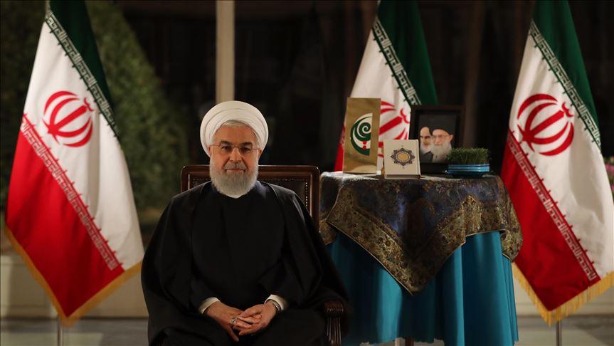 رئیسجمهور ایران: سال جدید سال تصمیمگیریهای نو است