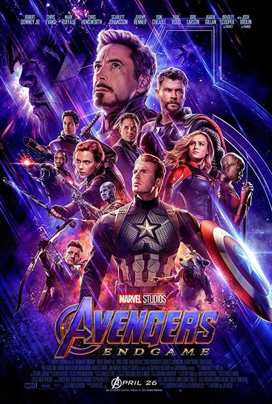 دانلود فیلم انتقام جویان آخر بازی - Avengers Endgame 2019