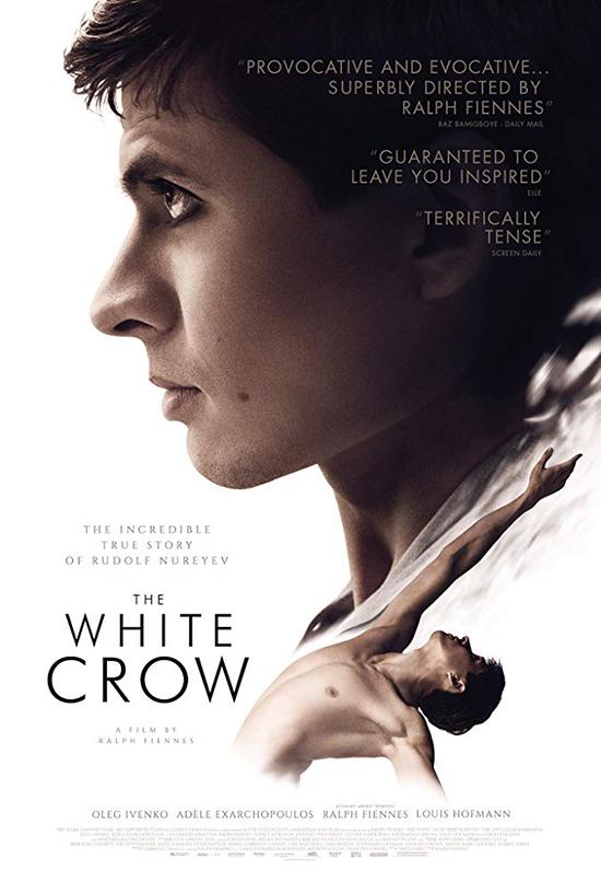 دانلود فیلم کلاغ سفید - The White Crow 2018