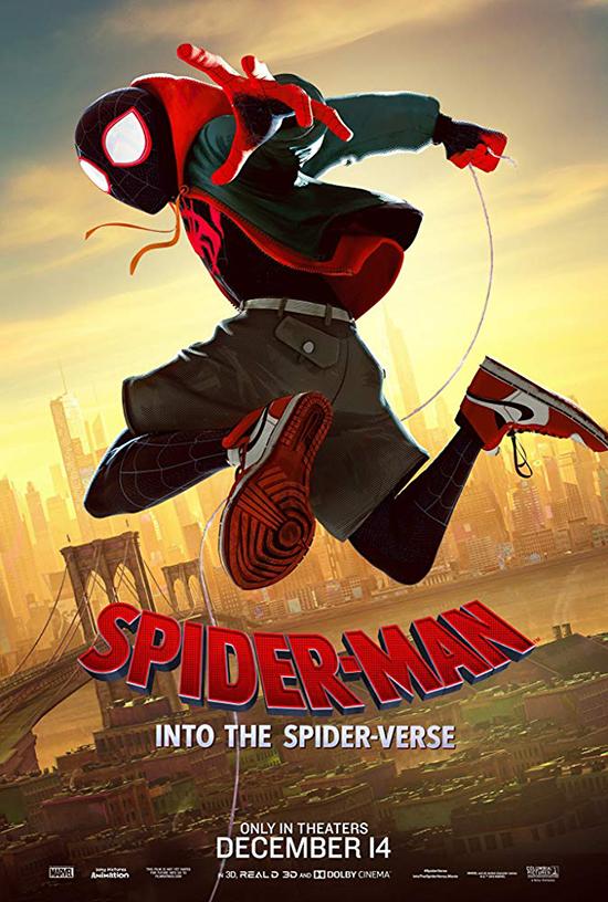 دانلود انیمیشن مرد عنکبوتی به درون دنیای عنکبوتی - Spider Man Into the Spider Verse 2018