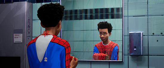 دانلود انیمیشن Spider Man Into the Spider Verse 2018 با دوبله فارسی