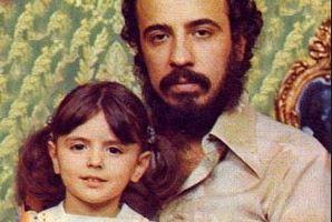 علی حاتمی و دخترش لیلا حاتمی