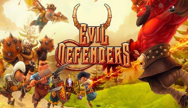 دانلود بازی Evil Defenders برای کامپیوتر