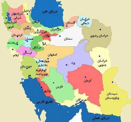 مزار شهدا در سایر استانها