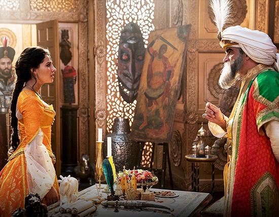 دانلود فیلم Aladdin 2019 علاء الدین با دوبله فارسی و سانسور نشده