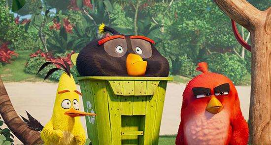 دانلود و پخش آنلاین انیمیشن پرندگان خشمگین 2019 The Angry Birds Movie 2 با دوبله فارسی
