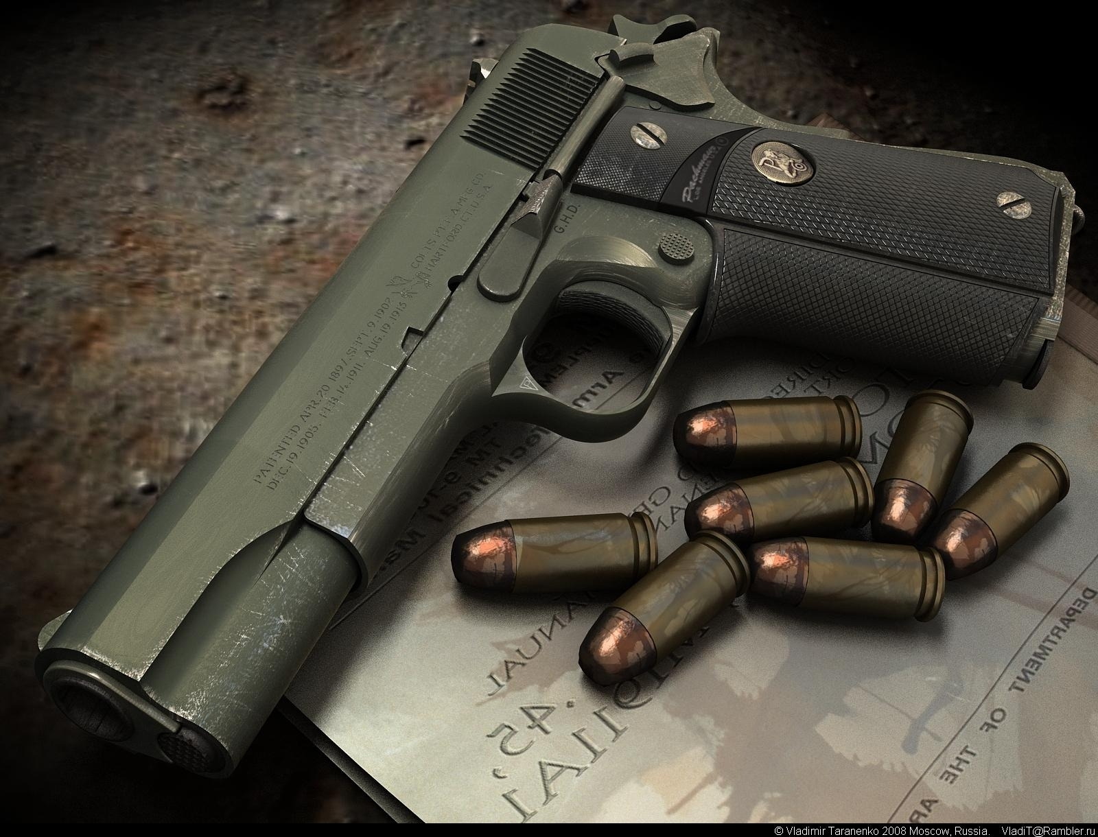 guns_weapons_ammunition_m1911_1600x1220_