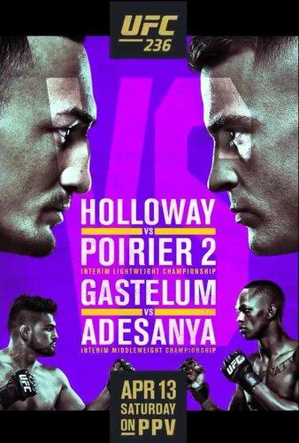 دانلود  یو اف سی 236 |UFC 236: Holloway vs. Poirier 2